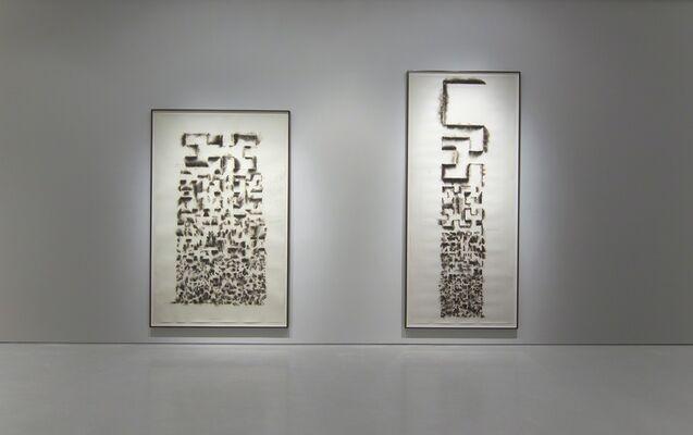 Jitish Kallat: Decimal Point, installation view