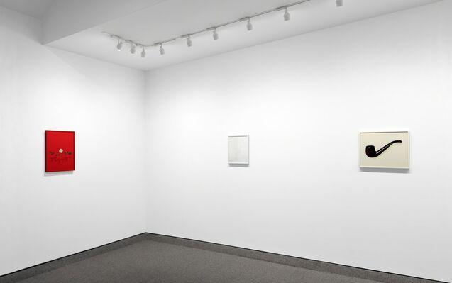 Sarah Charlesworth: The Small Versions, 2000-2012, installation view