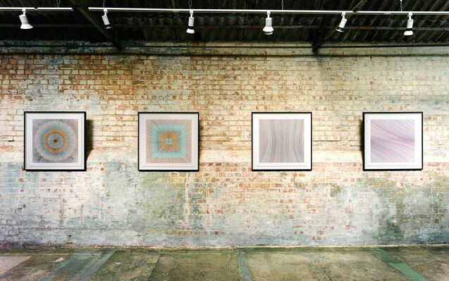 Kai and Sunny 'Whirlwind of Time', installation view