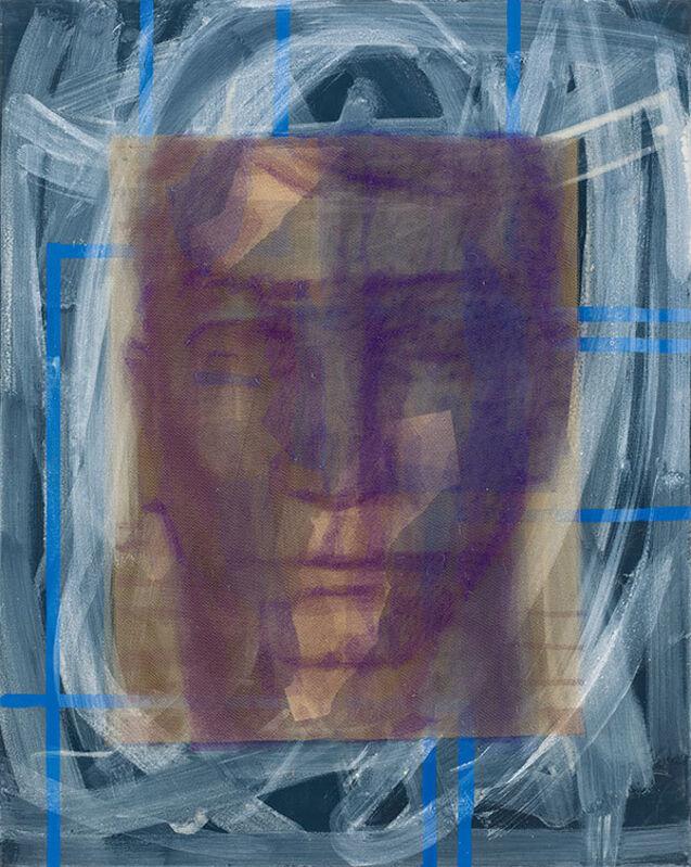 Irfan Önürmen, 'GAZE N. 61', 2017, Mixed Media, Multi-layered cut tulle mounted and acrylic on canvas, Aria Art Gallery