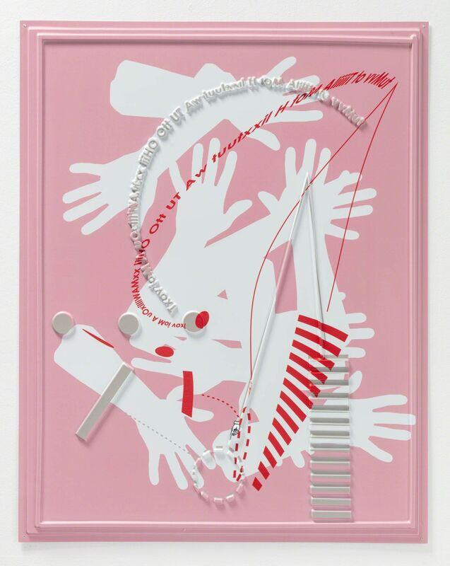 José León Cerrillo, 'Echo 1', 2017, Other, Flatbed printed and vacuum formed PVC, Andréhn-Schiptjenko