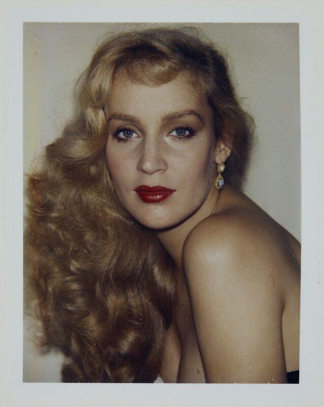Andy Warhol, 'Bianca Jagger, Jerry Hall, Grace Jones, Diane von Fürstenberg', 1974-1984, Photography, Four unique Polaroid Polacolor Type 108 prints, Phillips
