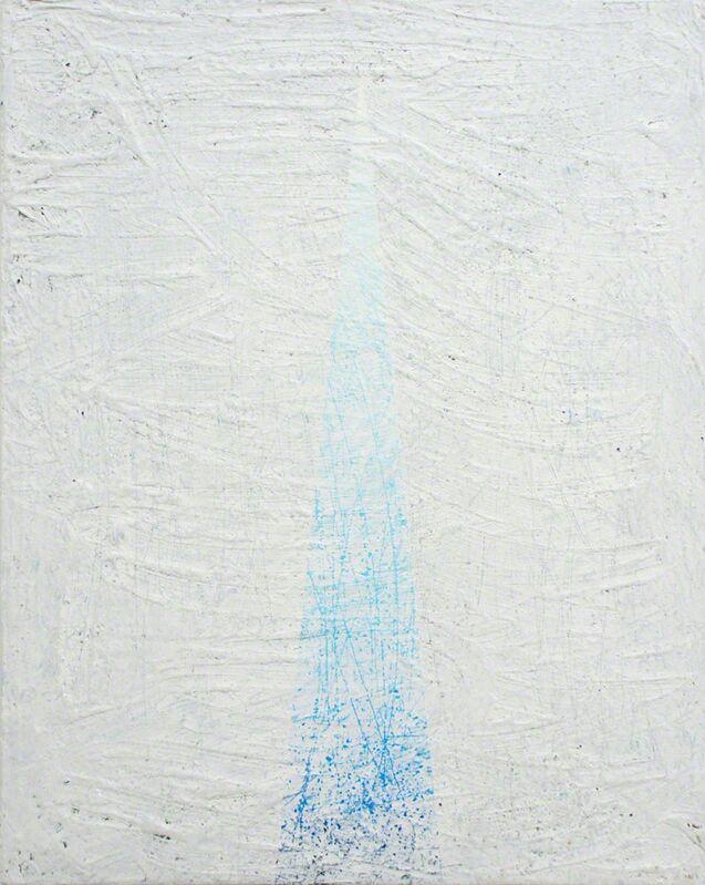 Wayne Adams, 'Untitled ', 2016, Painting, Acrylic, oil and wax, Alfa Gallery