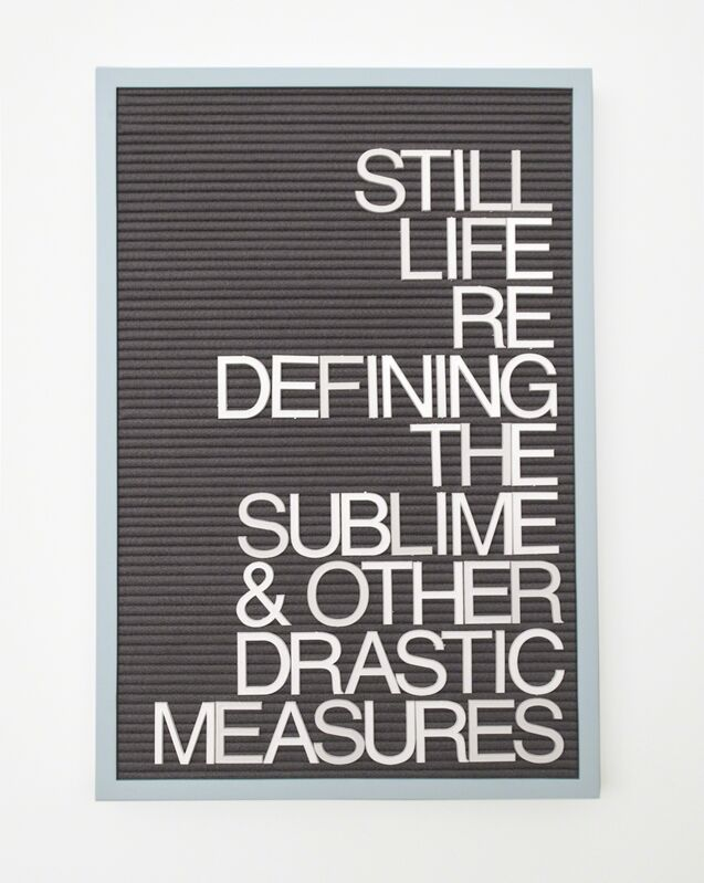 Maynard Monrow, 'Untitled / Drastic Measures', 2016, Sculpture, Mixed media, Gavlak