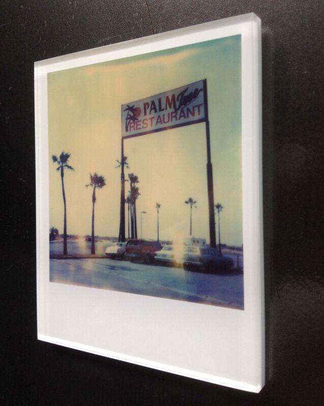 Stefanie Schneider, 'Stefanie Schneider Minis 'Palm Tree Restaurant' (Stranger than Paradise)', 1999, Photography, Lambda digital Color Photographs based on a Polaroid. Sandwiched in between Plexiglass (thickness 0.7cm), Instantdreams