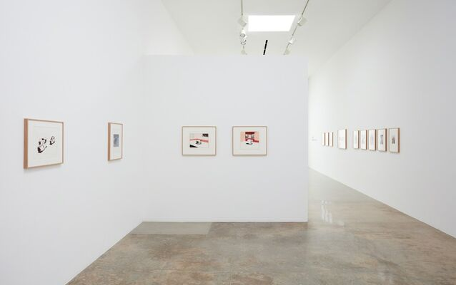 Ken Price: Works on Paper: 1967-1995, installation view