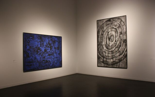TIME WIND. RETROSPECTIVE, installation view