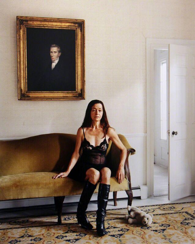 Jocelyn Lee, 'Untitled (Judith #2)', 2002, Photography, Chromogenic print, ClampArt