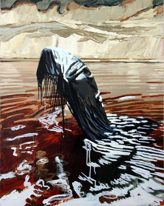 Sara-Vide Ericson, 'Stingray', 2016, Painting, Oil on panel, V1 Gallery