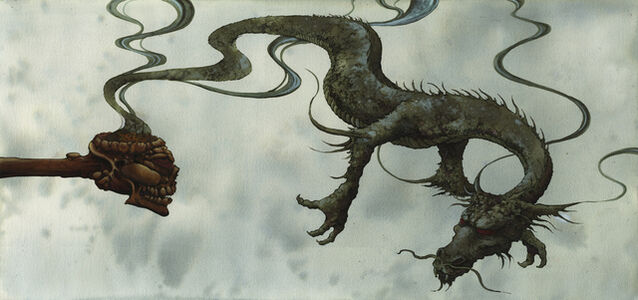 Arik Roper, 'Dragonsmoke', 2010