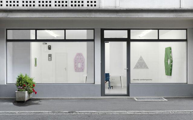 DAVID MALEK & BLAIR THURMAN, Dark Star, installation view