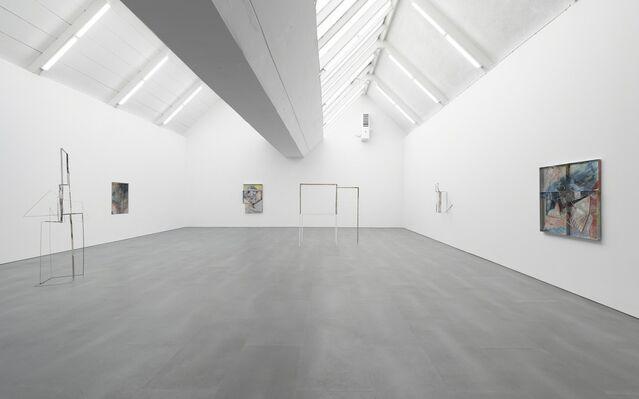 Sara Barker   Hard Ground, installation view