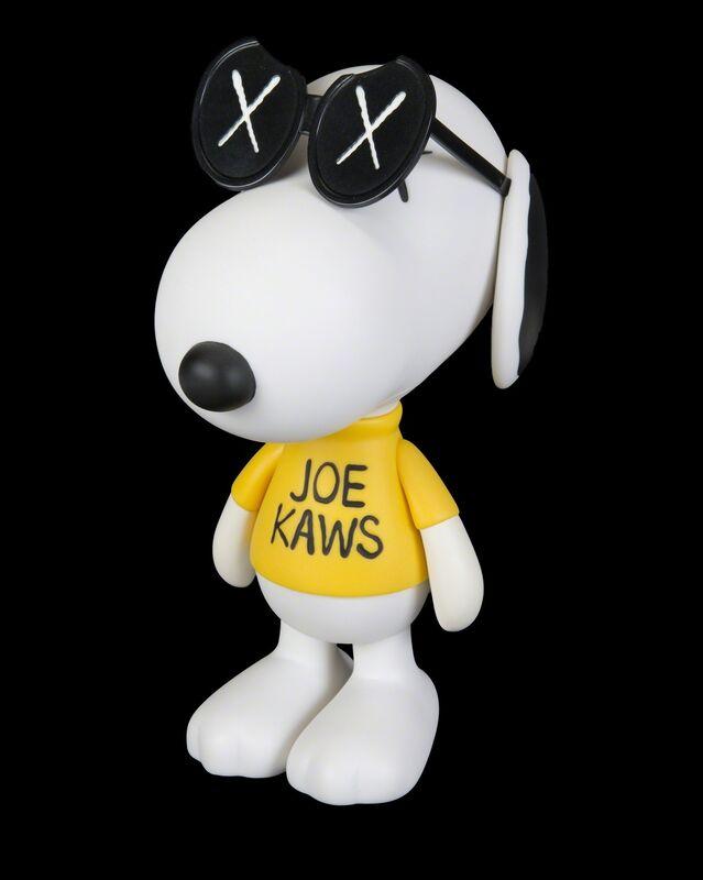 KAWS, 'Snoopy', 2011, Sculpture, Painted cast vinyl, Julien's Auctions