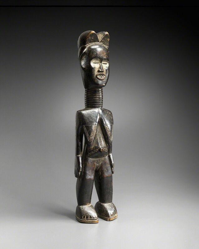 Dan sculpture, Early 20th century , Sculpture, Wood, Lucas Ratton