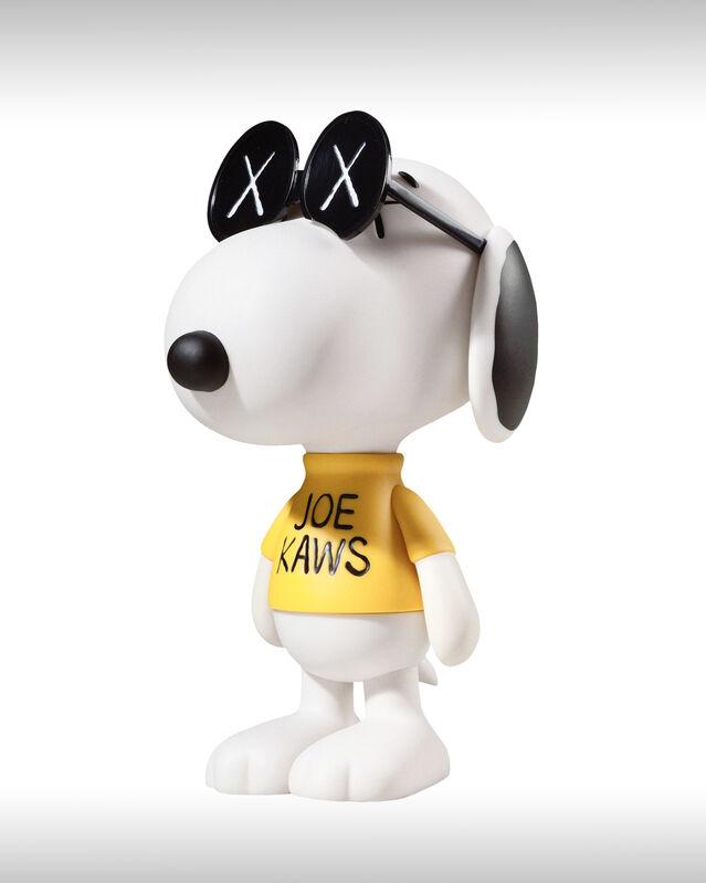 KAWS, 'Joe Kaws (Snoopy)', 2012, Sculpture, Painted cast vinyl sculpture, Tate Ward Auctions
