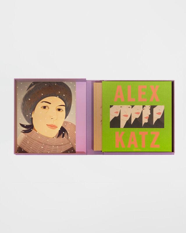 Alex Katz, 'Luxe Book & December (Ada)', 2020, Books and Portfolios, Book HC, 416 pages. Print, Archival pigment inks on Crane Museo Max 365 gsm fine art paper, Viacanvas