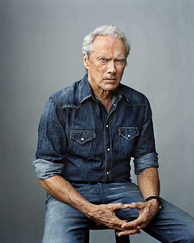 Martin Schoeller, 'Clint Eastwood', 2009, Photography, Archival Pigment Print, CAMERA WORK