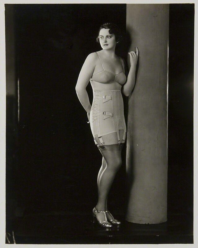 Berlei Ltd, 'Model wearing Berlei girdle and brassiere', ca. 1930, Photography, Powerhouse Museum