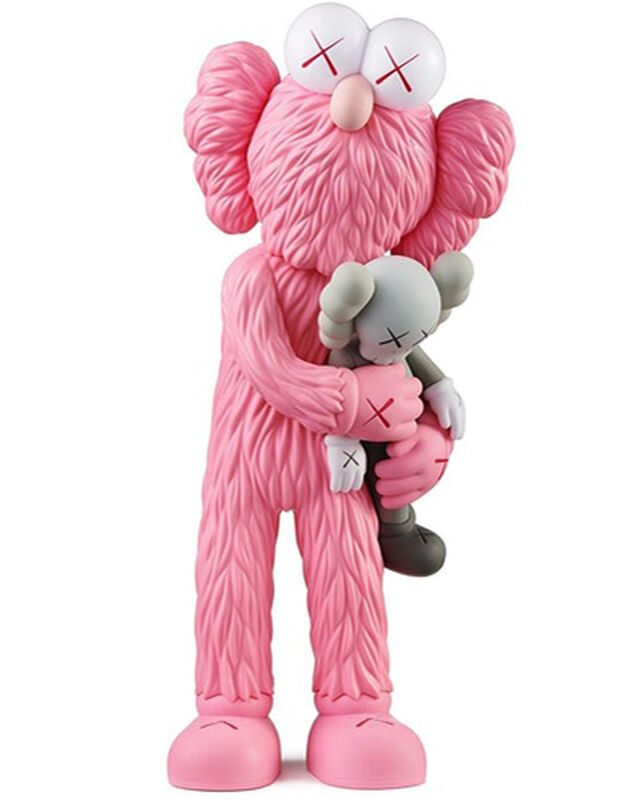 KAWS, 'Take (Pink)', 2020, Sculpture, Painted cast vinyl, Lougher Contemporary