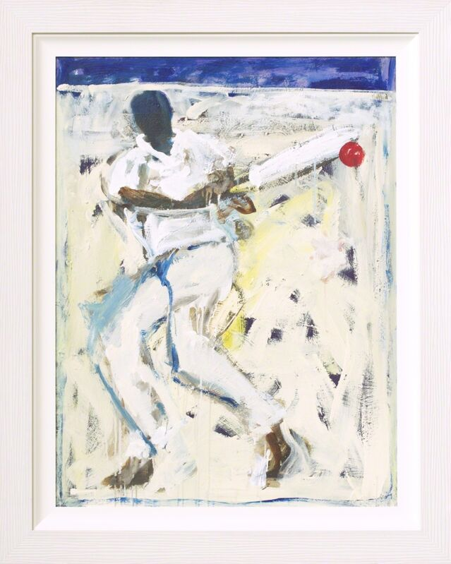 John Maitland, 'Off the mark', 2014, Painting, Mixed Media, Wentworth Galleries