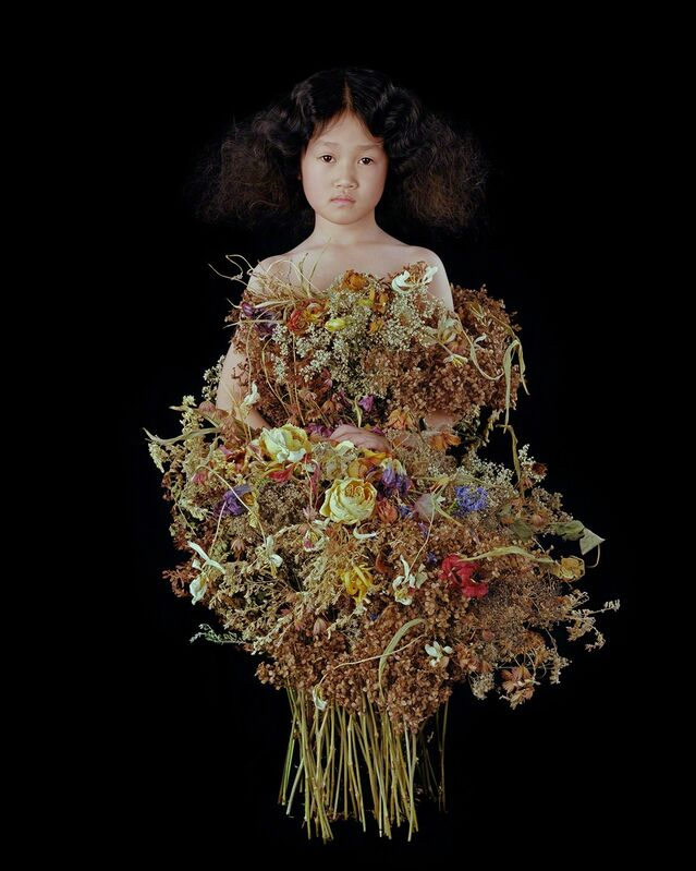 Nathalia Edenmont, 'Bouquet', 2014, Photography, C-print mounted on glass, Nancy Hoffman Gallery