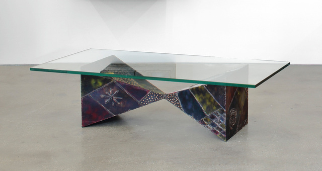 Paul evans coffee table 1972 artsy - Artsy coffee tables ...