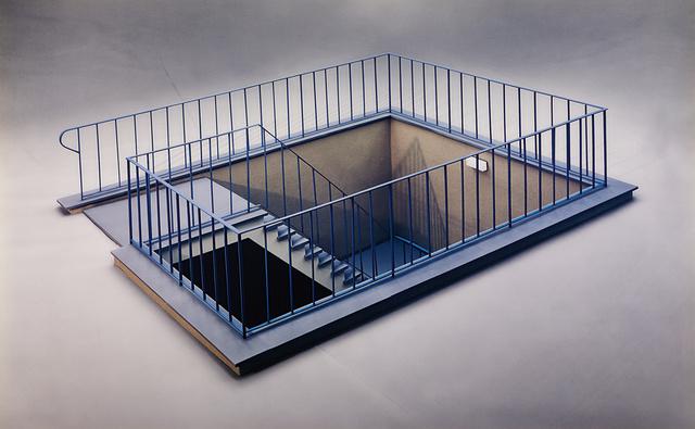 Thomas Demand | Abgang/ Exit (2000)