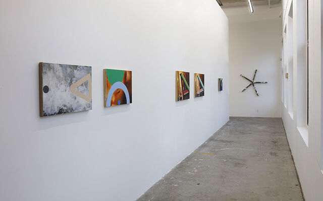 James Hyde – Observatory and Other Recent Paintings, installation view