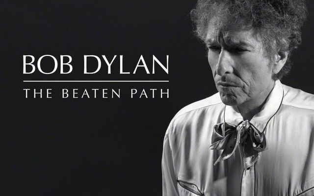 Bob Dylan - The Beaten Path, installation view