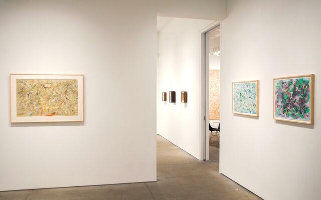Domenick Turturro: Works on Paper, installation view