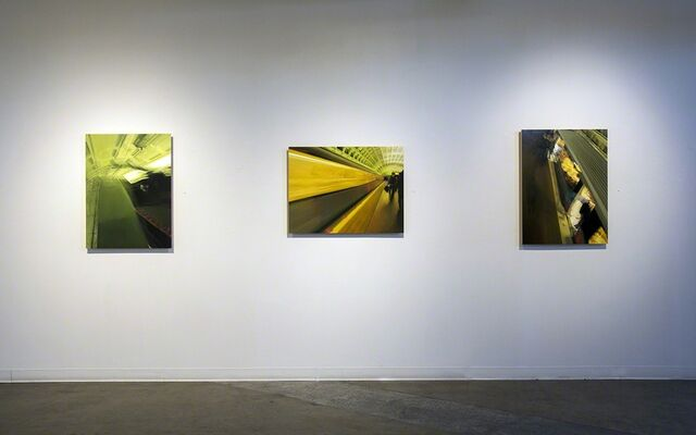 Rosalyn Bodycomb - When is Now?, installation view