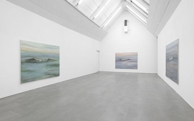 Guillaume Leblon - Still Wave, installation view