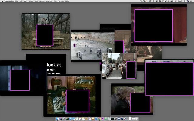 [ERP Projekt] aaajiao, A.I. Goooooooooogle infiltration, installation view