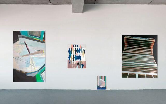 Hilde Overbergh — Hans Everaert, installation view