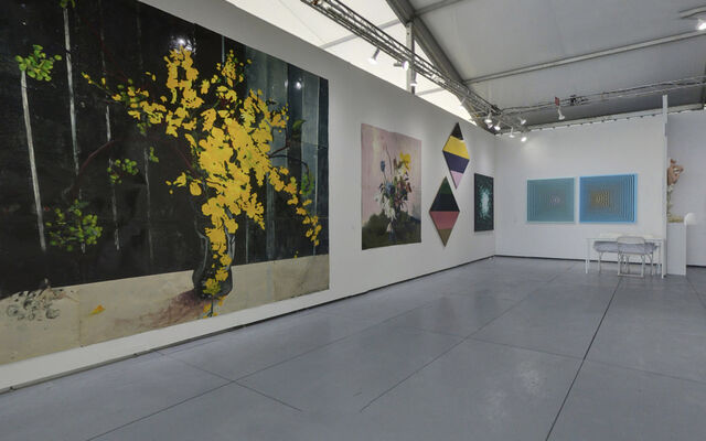 Smart Gallery BA at SCOPE Miami Beach 2018, installation view