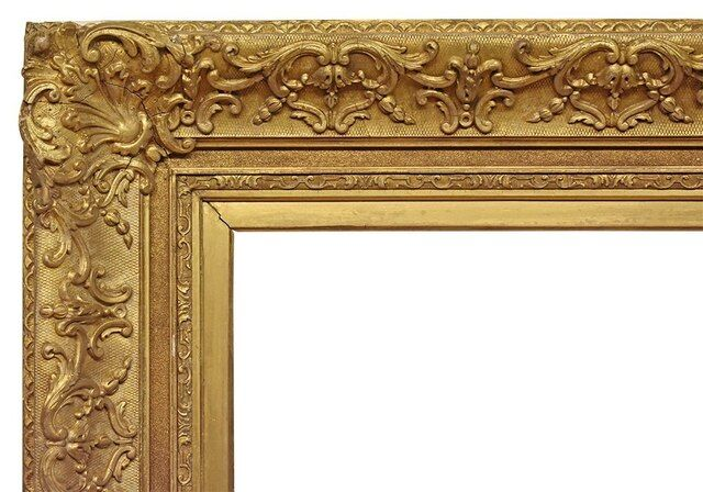 f81e83acdbb Antique American Period Frames