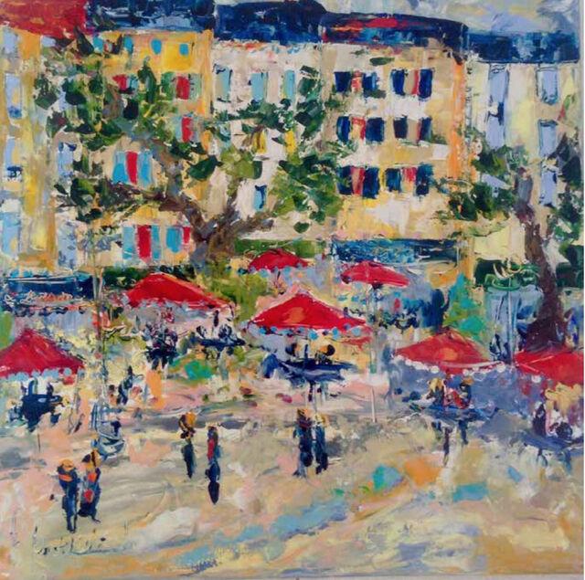 Armelle Bastide D'Izard | La Place d'Aix-en-Provence (2018 ...