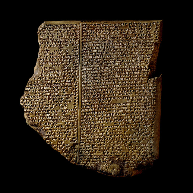 epic of gilgamesh and book xi