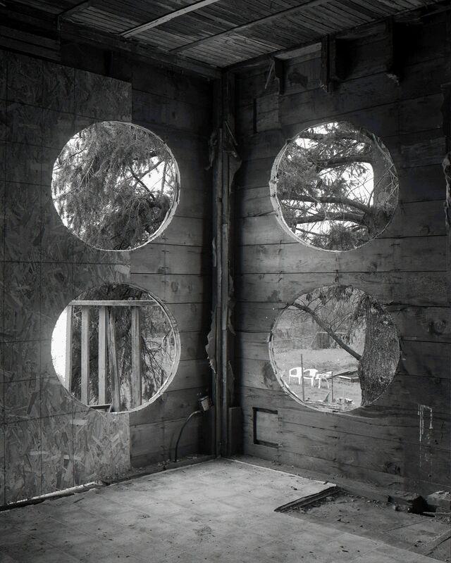 James Nizam, 'Four Circles', 2014, Photography, Archival pigment print, Gallery Jones