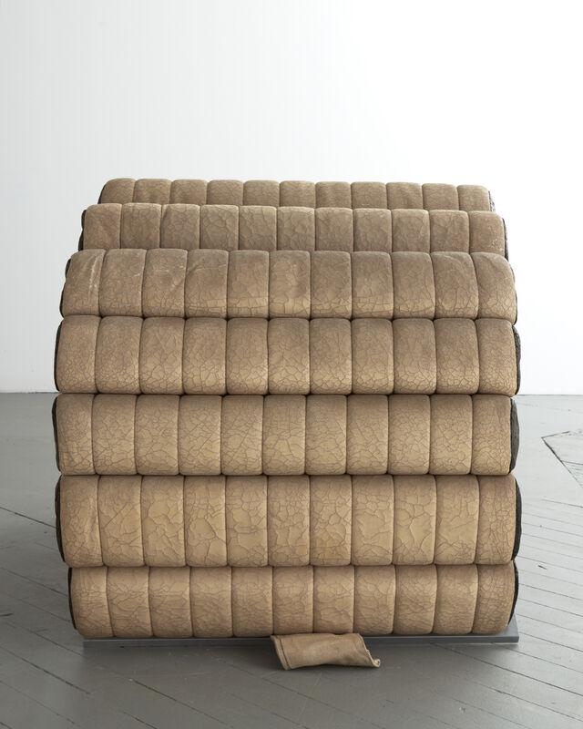 Gruppo DAM, 'Libro Chair', 1970, Design/Decorative Art, Polyurethane foam, vinyl, and steel, R & Company