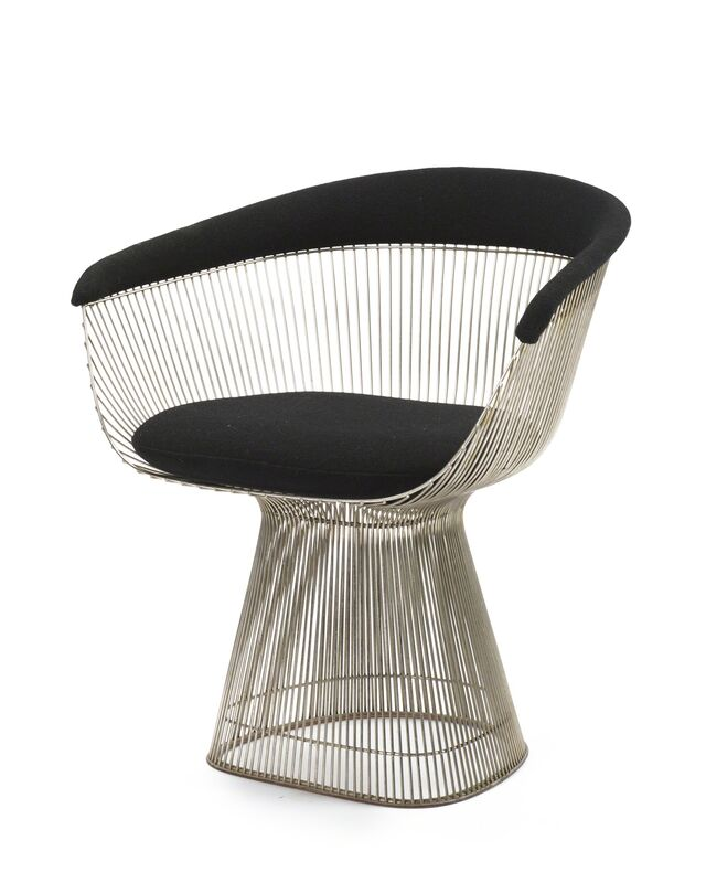 'Six Warren Platner for Knoll armchairs', Design/Decorative Art, John Moran Auctioneers