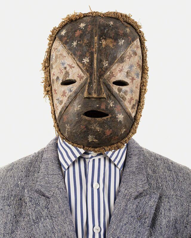 Edson Chagas, 'Leroy M. Futa, Tipo Passe', 2014, Photography, C-print, Stevenson