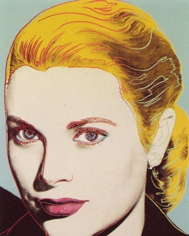 Andy Warhol, 'Grace Kelly', 1984, Print, Screenprint on Lenox Museum Board, Coskun Fine Art