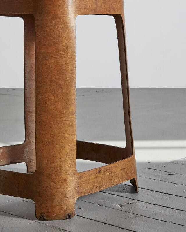 Venesta Plywood Company, 'Stool', 1933, Design/Decorative Art, 3-ply birch plywood, R & Company