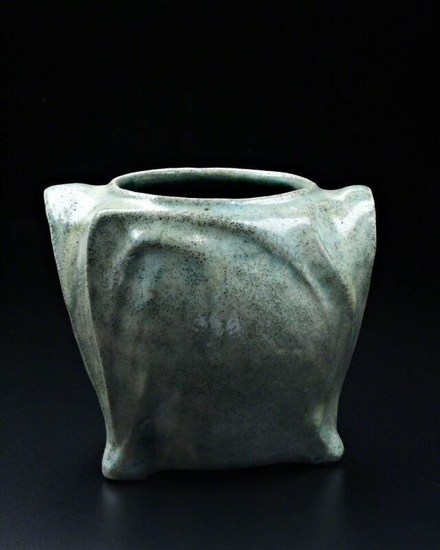 Hector Guimard, 'Whiplash Pot', 1900, Design/Decorative Art, Stoneware, Jason Jacques Gallery
