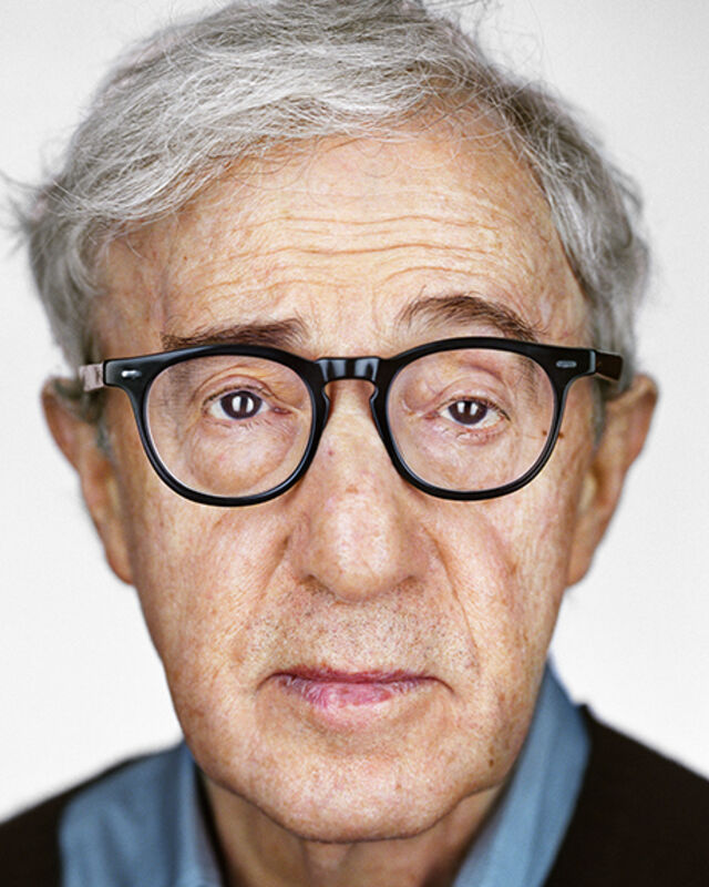 Martin Schoeller, 'Woody Allen', Photography, Archival Pigment Print, CAMERA WORK