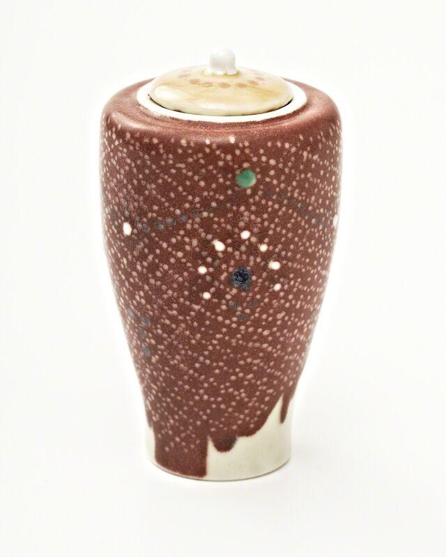 Taxile Doat, 'Vase Couvert', ca. 1926, Design/Decorative Art, Porcelain, Jason Jacques Gallery