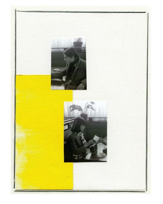 Ian Wallace, 'Enlarged Inkjet Study for Masculin Feminin VI', Print, Inkjet print, Jessica Silverman