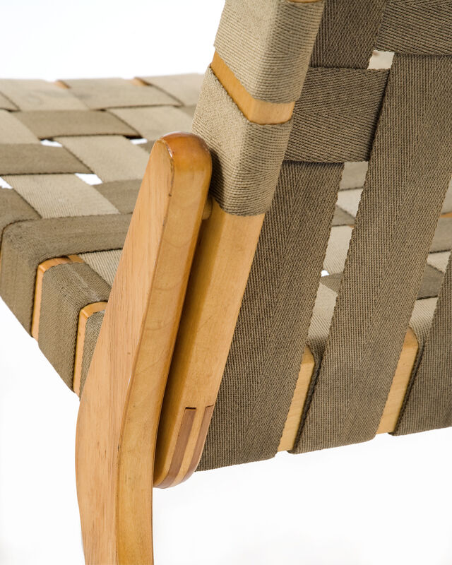Ilmari Tapiovaara, 'Colette Chair', 1954, Design/Decorative Art, Wood, fabric webbing, R & Company