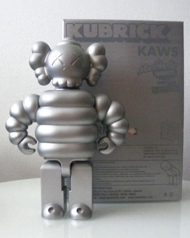KAWS, 'Kubrick Mad Hectic 400%', 2003, Sculpture, Metal and Vinyl, Marcel Katz Art